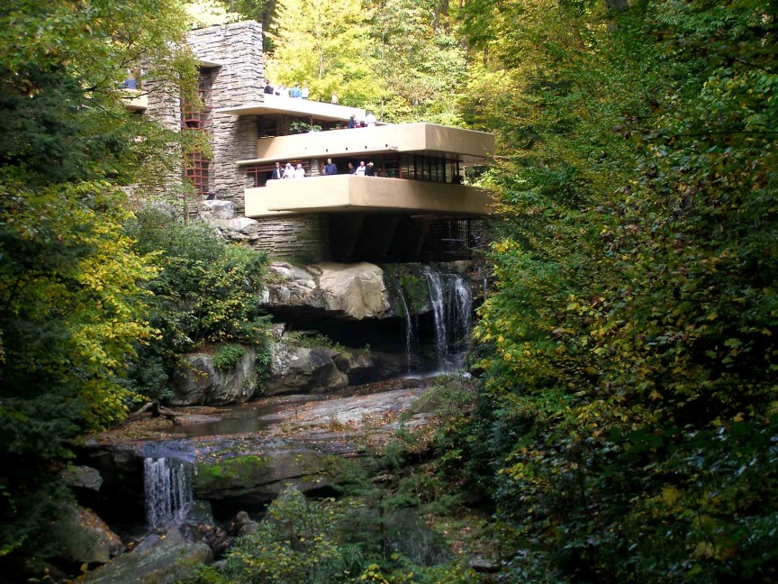 The-Fallingwater-Pennsylvania