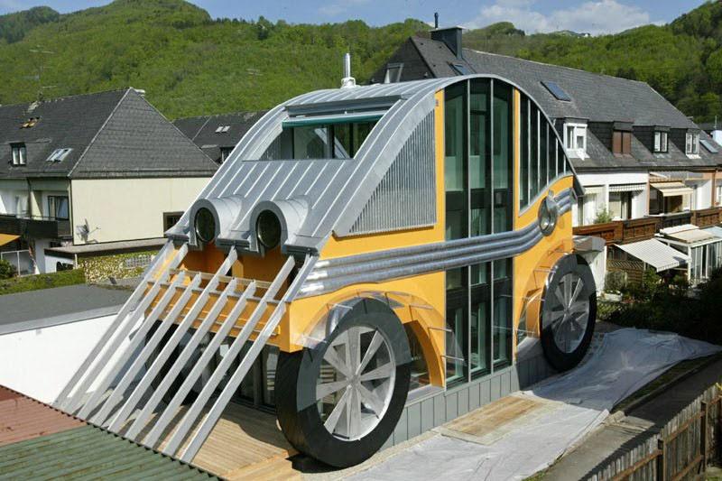 VW-Beetle-House